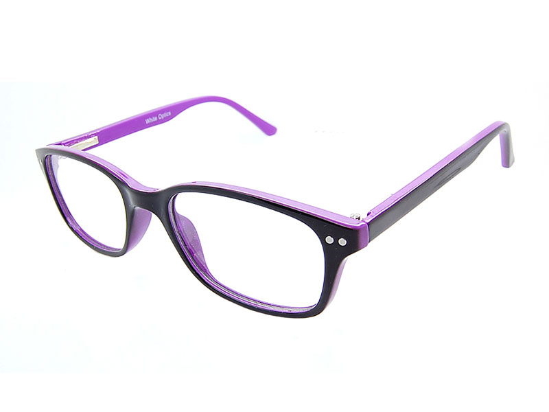 Kids Strawberry Red tinted Dyslexia glasses | Read123
