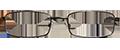 Gunmetal grey frames (SPRING SIDES)+ TINT INCLUDED, Size 53-18 Model SL003