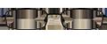 Blue metal frames (SPRING SIDES) + TINT INCLUDED, MODEL: GR8kids C2, SIZE: 46-18