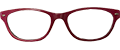 Maroon and Black Plastic frames (SPRING SIDES) + TINT INCLUDED, MODEL: PCHOTAS C2, SIZE: 47-16