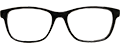Black and Red Plastic frames (SPRING SIDES) +TINT INCLUDED, MODEL: PLT+ 09 C2, SIZE: 55-17