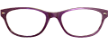 Purple and Green Plastic frames (SPRING SIDES) + TINT INCLUDED, MODEL: POCHTAS C1, SIZE: 47-16
