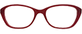 Dark Grey and Red DESIGNER Plastic frames + TINT INCLUDED, MODEL: RTRO 335 C1, SIZE: 51-17