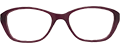 Black and Purple DESIGNER Plastic frames + TINT INCLUDED, MODEL: RTRO 335 C2, SIZE: 51-17