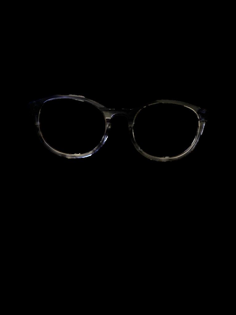 Crystal Black/Grey plastic frame (SPRING SIDES) + TINT INCLUDED, MODEL: ST114 SIZE: 50-19