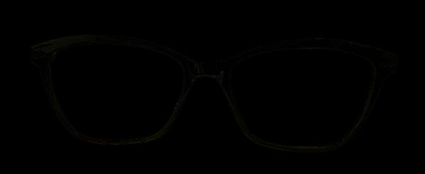 Girls Black Plastic DESIGNER frames  + TINT INCLUDED, MODEL: Comp Mod 12, SIZE: 50-16