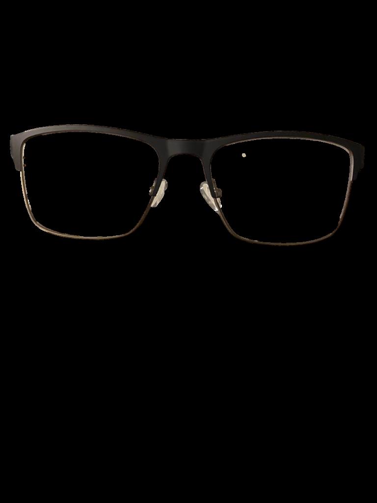 Matt Black Paul Costelloe DESIGNER frames (5202) + TINT INCLUDED, SIZE: 54-17
