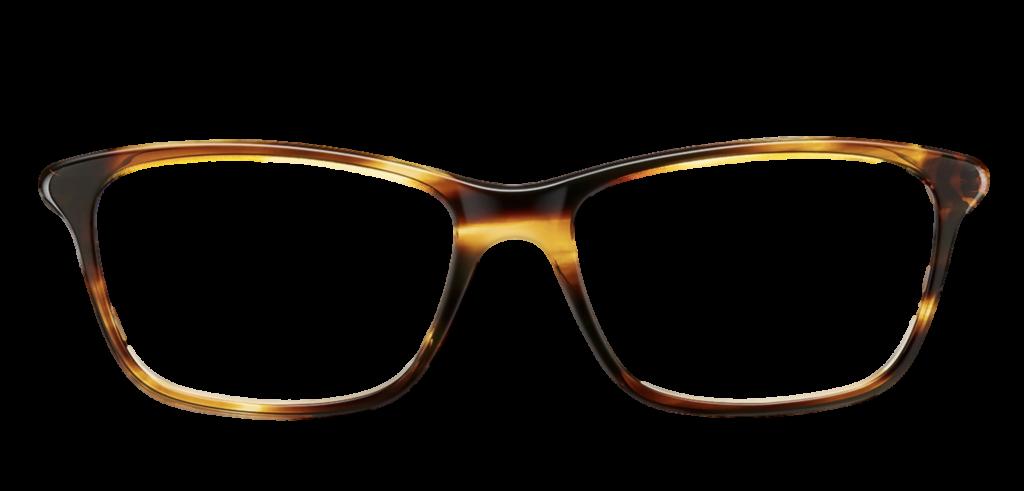 Women's Tortoise Shell plastic DESIGNER frame (SPRING SIDES) + TINT INCLUDED, Size: 53-16 Model: Buratto 08 EX4